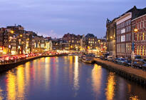 Photo of Amsterdam Damrak