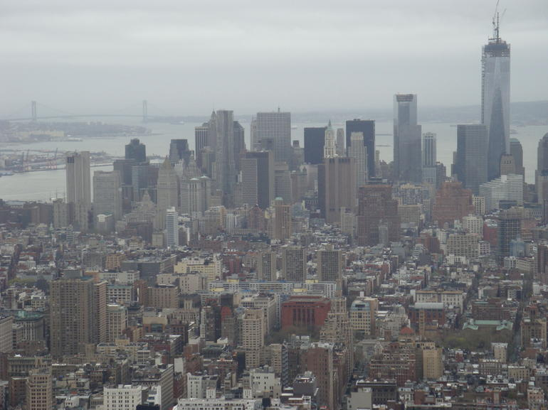 EMPIRE STATE BUILDING - New York City