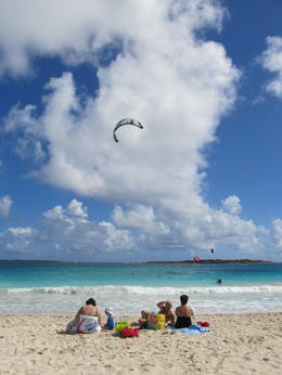 Photo of St Maarten St Maarten Shore Excursion: Island Sightseeing Tour from Philipsburg French side beach visit