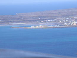 Photo of Dublin Aran Islands Scenic Flight and Galway Tour from Dublin From the airplane