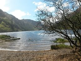 Glendalough Upper Lake , Tiffany M - May 2015