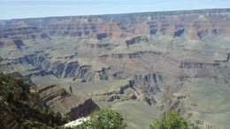 Section view of the Grand Canyon-South Rim , smhwerner - April 2015