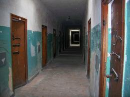 These cells belonged to the higher rank of prisoners., Juanita E - November 2009
