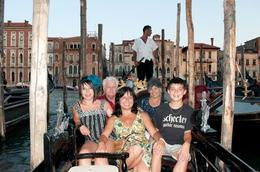 Photo of Venice Venice Gondola Ride and Serenade Happy Voyagers