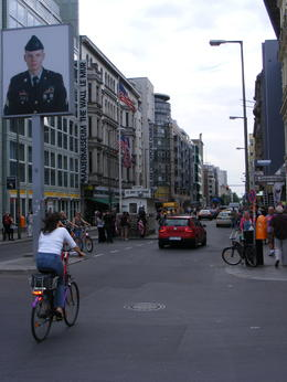 Photo of Berlin Discover Berlin Half-Day Walking Tour Hello Charlie! How's it hangin'? :)