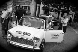 Private Tour: London Sightseeing Tour by Classic Mini Cooper - August 2011