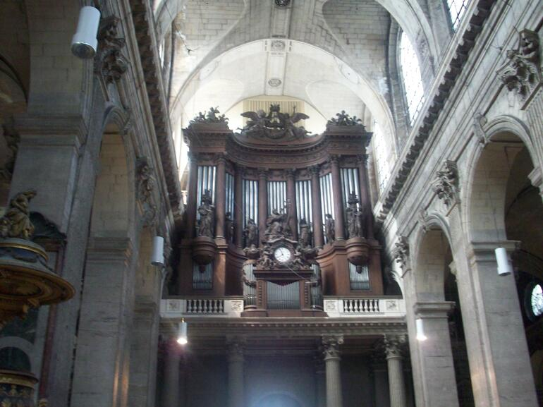 Organ - Paris