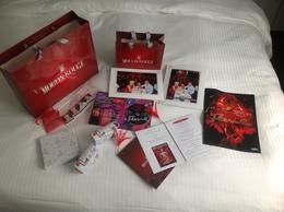 Photo of Paris Viator VIP: Moulin Rouge Show with Exclusive VIP Seating and 3-Course Dinner Our souvenir goodies - fantastic!