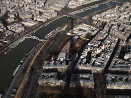 Photo of Paris Skip the Line: Eiffel Tower Tickets and Small-Group Tour Shadow of the Eiffel Tower
