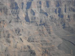 Photo of Las Vegas Grand Canyon Deluxe Helicopter Tour with Champagne Picnic Photo canyon