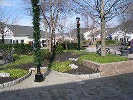 Photo of New York City Woodbury Common Premium Outlets Shopping Tour Quiet part of Woodbury Common