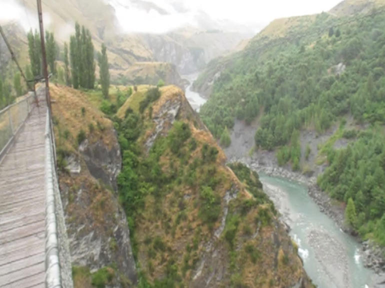Skippers Canyon and Shotover River Jet Boat Adventure - Queenstown