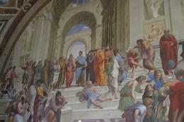 Photo of Rome Skip the Line: Vatican Museums Walking Tour including Sistine Chapel, Raphael's Rooms and St Peter's The School of Athens by Rapheal