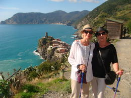 Photo of Florence Cinque Terre Hiking Day Trip from Florence The stick ladies