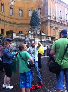 Photo of Rome Skip the Line: Vatican Museums, Sistine Chapel and St Peter's Basilica Half-Day Walking Tour Tourguide