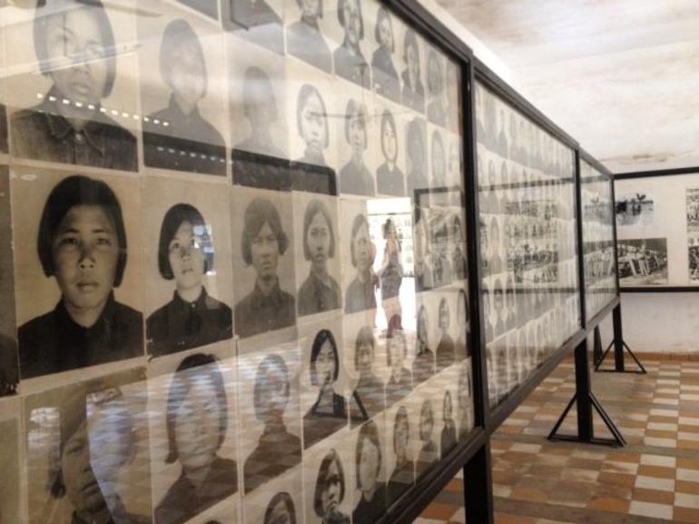 Tuol Sleng Genocide Museum -