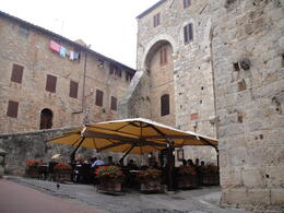 Tuscany in one day, Blanca - June 2014