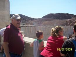 Photo of Las Vegas Ultimate Hoover Dam Tour Uncle George (tour guide)