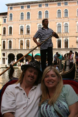 Photo of Venice Venice Walking Tour and Gondola Ride When in Venice...