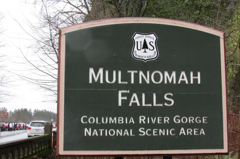 Morning Half-Day Multnomah Falls and Columbia River Gorge Waterfalls Tour from Portland photo 4
