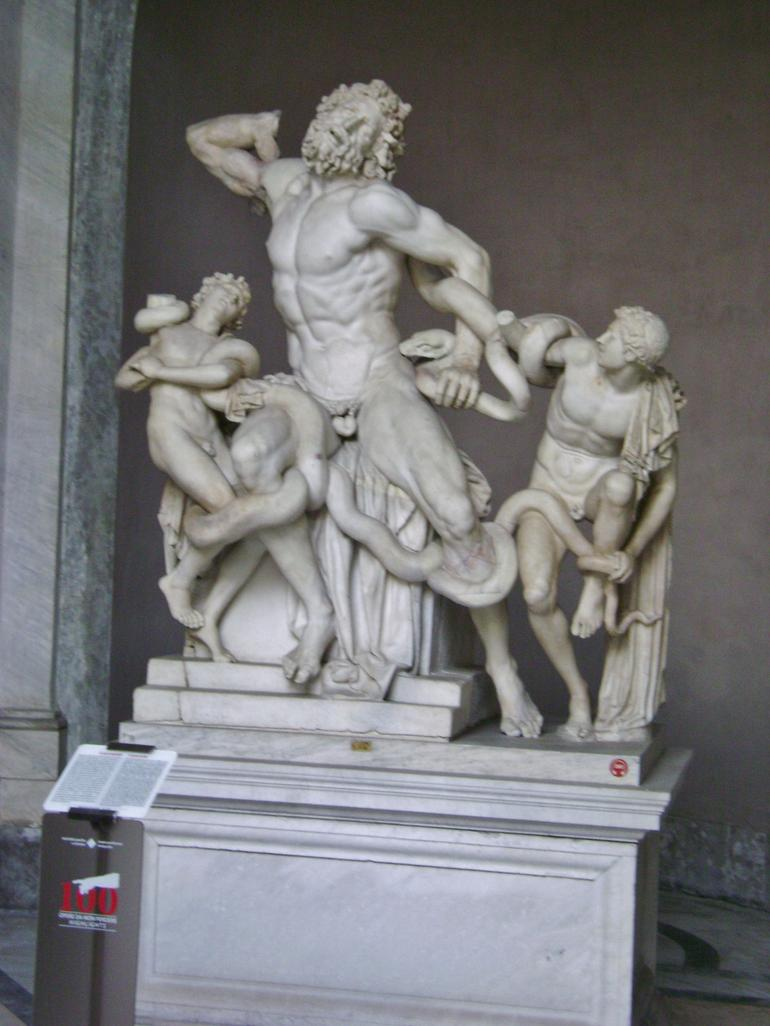 Artwork from Vatican - Rome