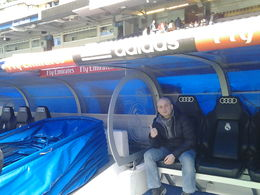 Photo of Madrid Santiago Bernabeu Stadium Entrance Ticket as good as it gets:-