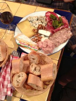 Photo of Paris Paris Food Walking Tour: Gourmet French Food Chacuterie Tasting