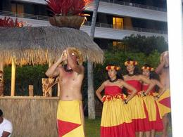Photo of Big Island of Hawaii Lava Legends and Legacies Luau on the Big Island dancers2