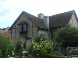 Shakespeare's House in Stratford-upon-Avon , Mitra - September 2012