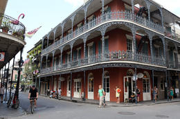 French Quarter, Jules & Brock - September 2012
