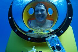 Photo of Oahu Oahu Submarine Scooter Adventure I FOUND MY HAPPY PLACE!!!