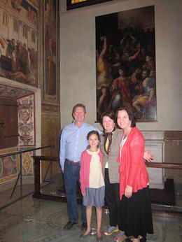 There's so much to see in the Vatican, Rick W - June 2012
