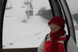Photo of Melbourne Mt. Buller Ski Tour from Melbourne In the Gondola