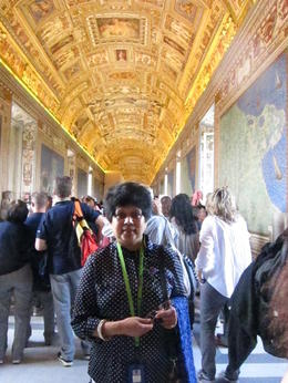 Photo of Rome Skip the Line: Vatican Museums Walking Tour including Sistine Chapel, Raphael's Rooms and St Peter's Inside Vatican Museum