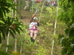 Photo of Montego Bay Canopy Tour Latifah M