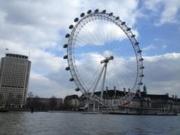 The eye of London , Angelo M - April 2013