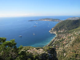 Photo of Nice French Riviera Small Group Day Trip from Nice Look at how blue the water is