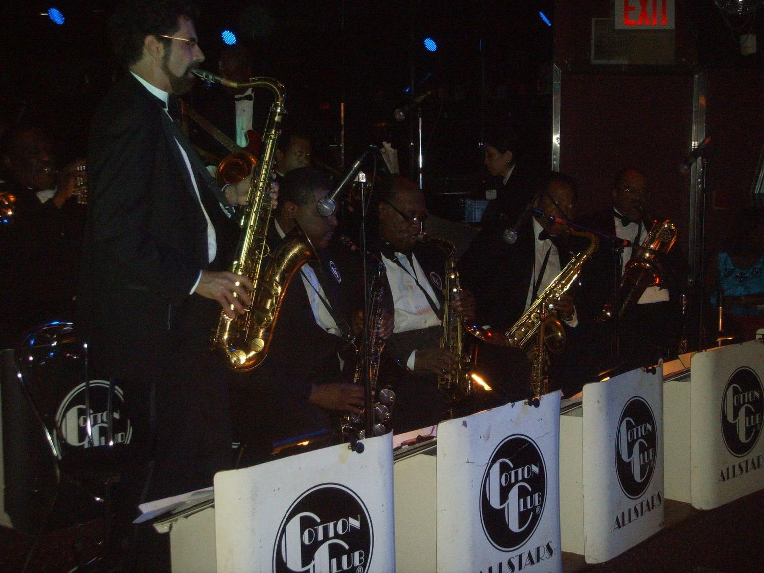 Monday Night at the Cotton Club