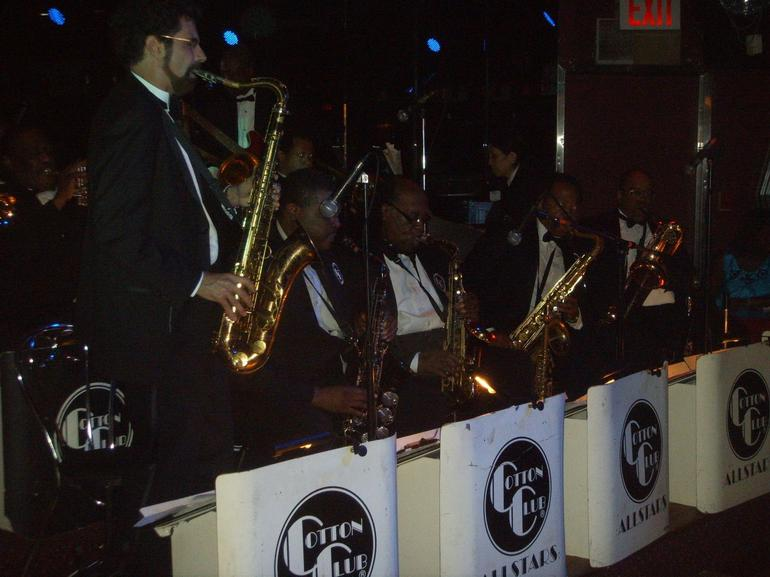 Monday Night at the Cotton Club - New York City