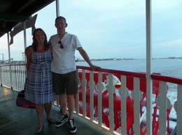 Photo of New Orleans Steamboat Natchez Jazz Dinner Cruise Natchez