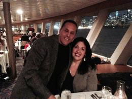 Enjoying with others on the dinner cruise , Nicolas S - December 2014