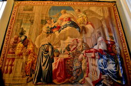 Photo of Rome Skip the Line: Vatican Museums Walking Tour including Sistine Chapel, Raphael's Rooms and St Peter's One of the many Beautiful tapestry's
