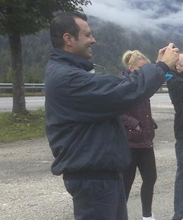 Photo of Venice Dolomite Mountains Small Group Day Trip from Venice Our EXcellent Guide Giovanni