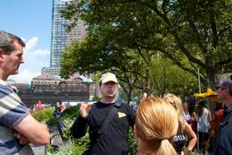 Photo of New York City Viator VIP: Empire State Building, Statue of Liberty and 9/11 Memorial Our guide