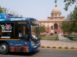 Photo of New Delhi Delhi Super Saver: Hop-On Hop-Off Tour and Skip-the-Line World Heritage Site Tickets President's House