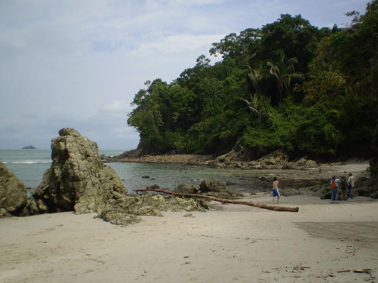 Quepos Beach, Manuel Antonio National Park - San Jose