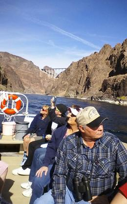 Photo of Las Vegas Black Canyon River Rafting Tour restful rafting what a pleasure