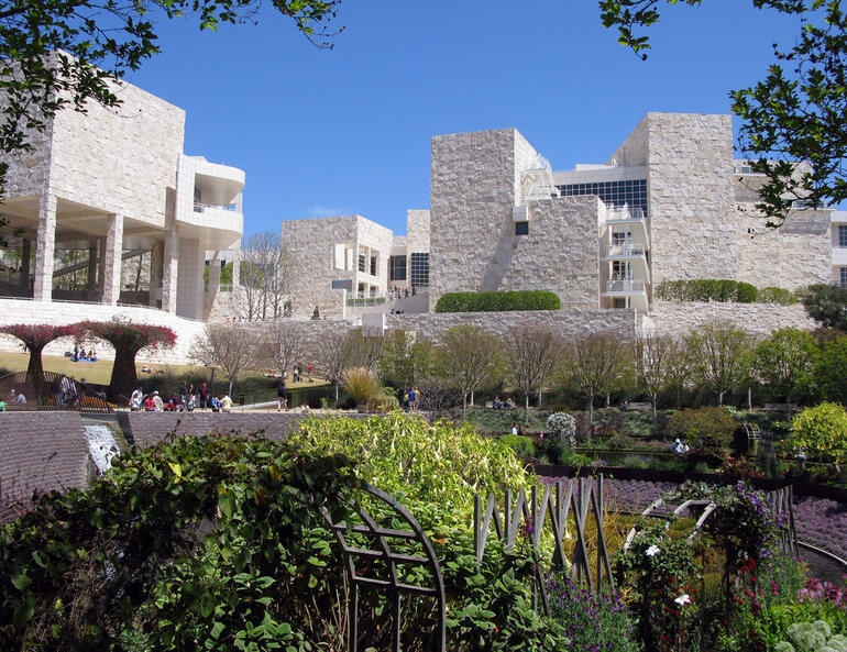 The Getty Center - Los Angeles
