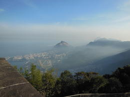 Photo of Rio de Janeiro Sugar Loaf Mountain Half-Day Tour The view