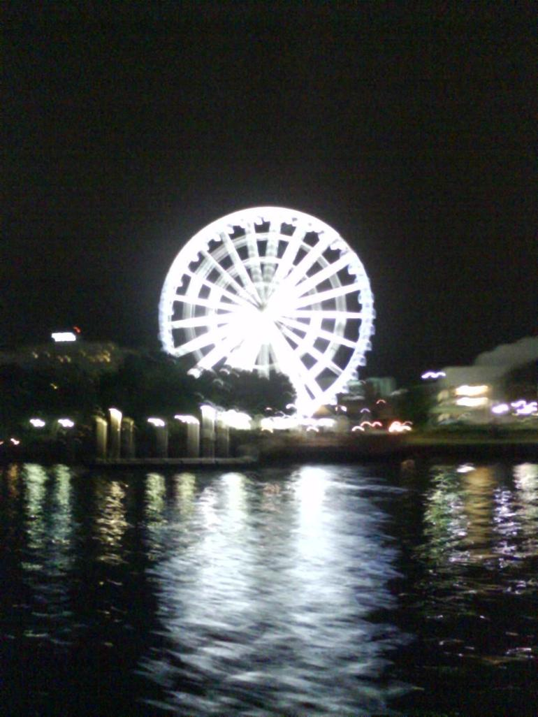 The Wheel - Brisbane